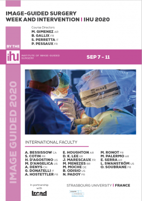 IMAGE-GUIDED SURGERY WEEK - 2020