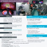 INTER UNIVERSITY DIPLOMA FOR HEPATOBILIARY SURGERY TRANSPLANTATION 2018-2019, download curriculum program