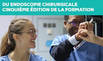 DU Endoscopie Chirurgicale