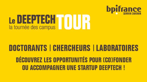 DeepTech Tour 2020