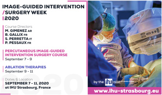 IMAGE-GUIDED INTERVENTION/SURGERY WEEK