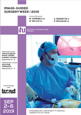 IMAGE-GUIDED SURGERY WEEK - 2019